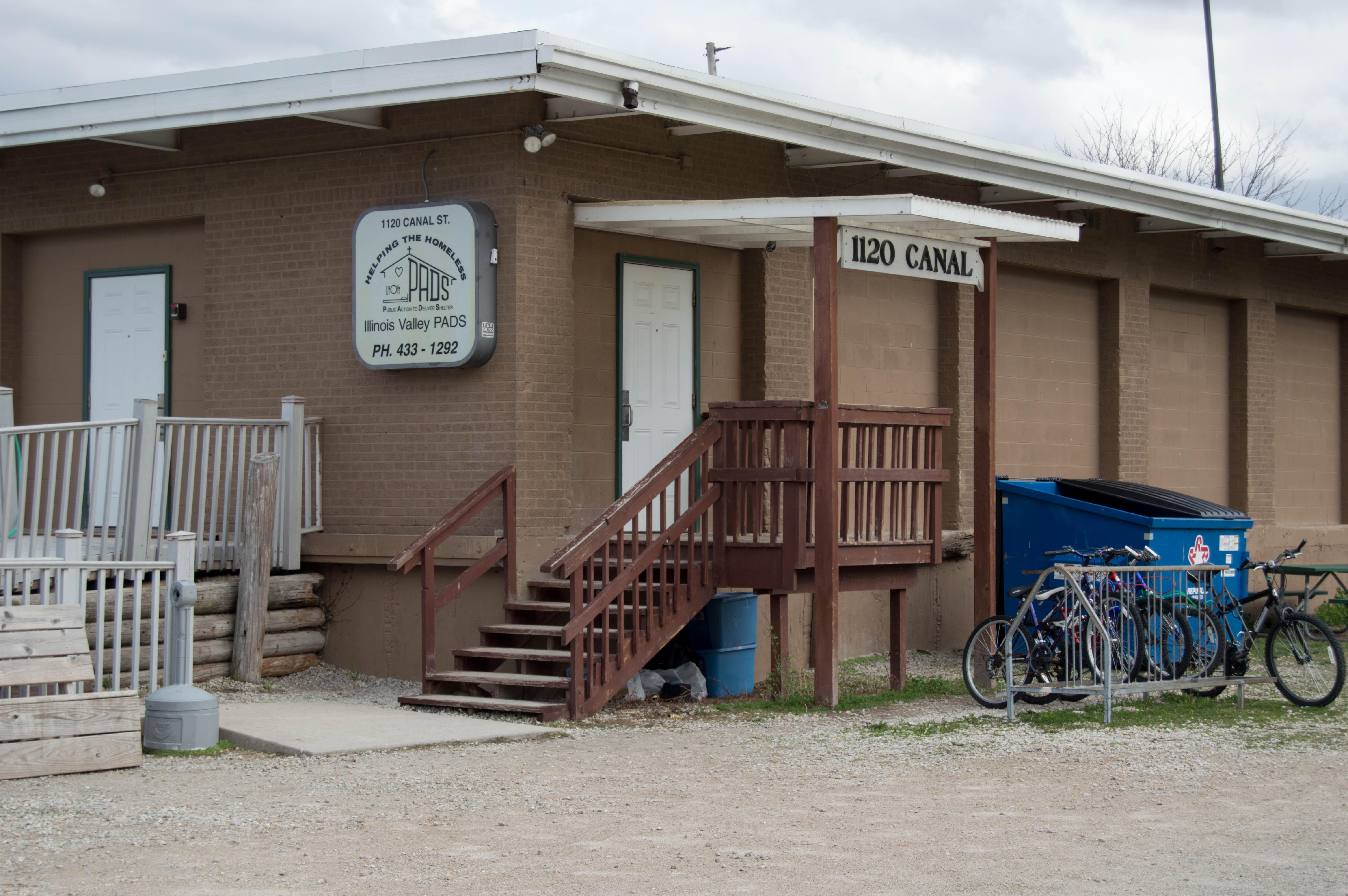 Ottawa PADS Shelter